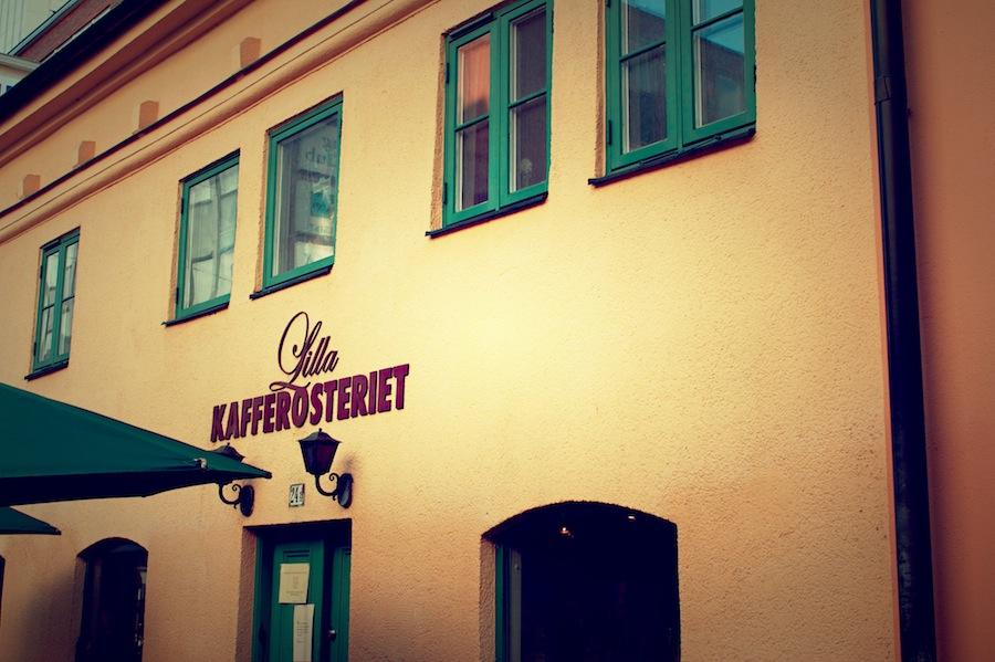 Malmø - Kafferosteriet