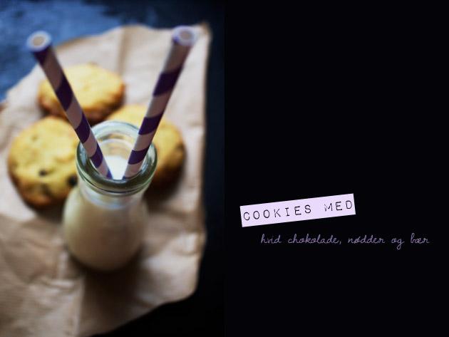 cookies med tekst