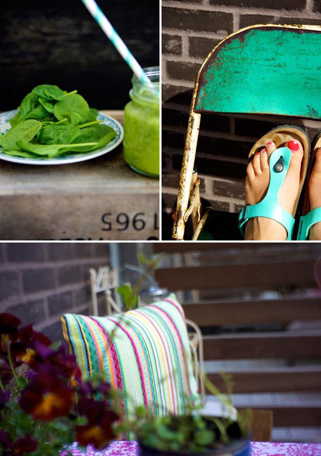 spinatsmoothie frisk smoothie med spinat the food club. Black Bedroom Furniture Sets. Home Design Ideas