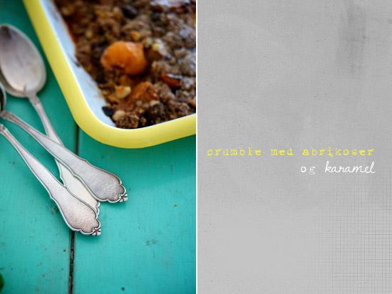 crumble kage havregryn
