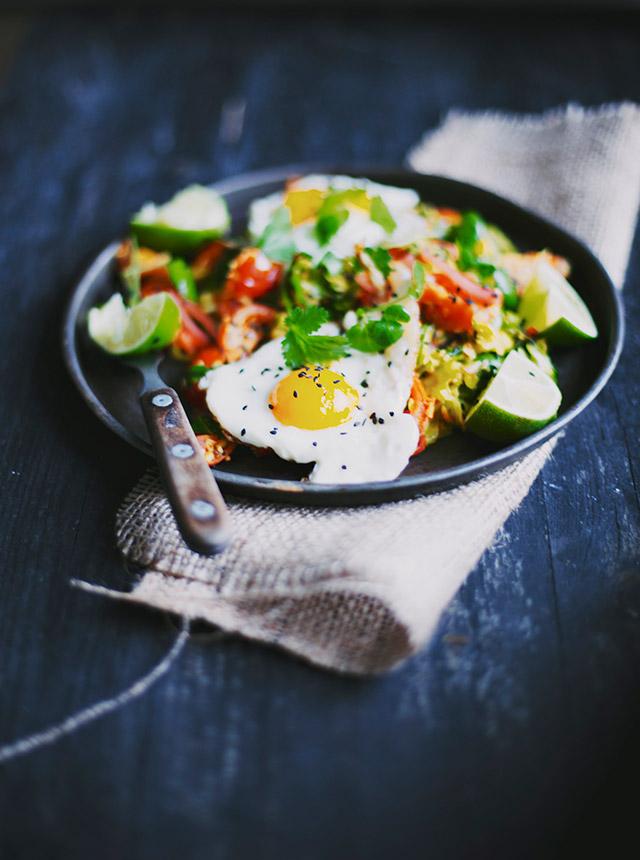 spicy kålsalat