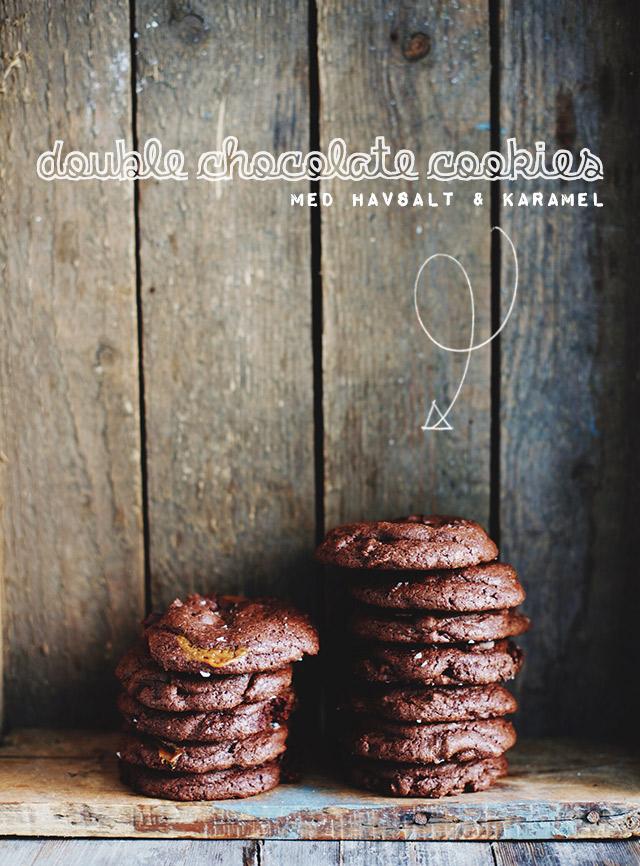 Choko-cookies