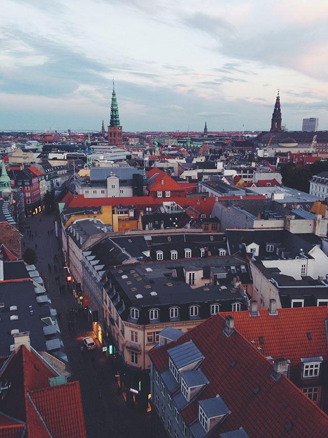 København-udsigt