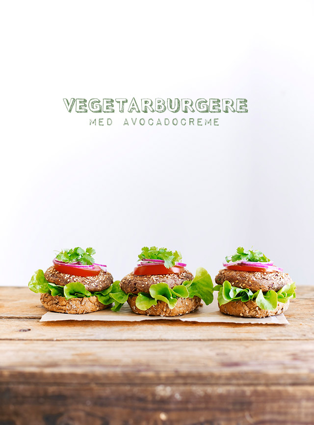 vegetarburgere