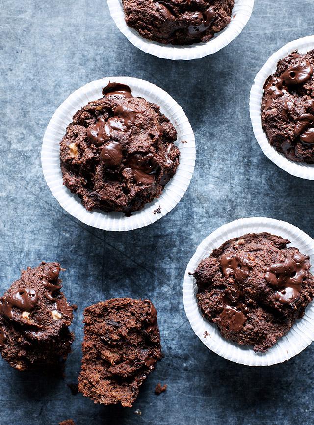 Muffins Med Rabarber Og Hvid Chokolade Glassextremelylive