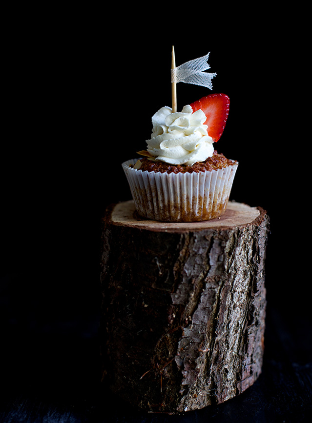 Cupcakes - sugar free